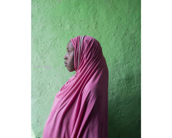 Anole Village, Bale zone, Oromia region, February 2016. Health Center managed by the CCM (Comitato Collaborazione Medica).  Portrait of a Muslim woman. ------ In Ethiopia there are over 25 million Muslims: Islam is the second religion after Christianity. Most of Muslim are of Sunni origins.   >< Villaggio Anole, area di Bale, regione Oromia, febbraio 2016. Centro sanitario gestito dal CCM (Comitato Collaborazione Medica).  Ritratto di donna di religione musulmana. ------ In Etiopia ci sono oltre 25 milioni di musulmani; l'Islam è la seconda religione nel paese dopo il cristianesimo. La maggior parte dei musulmani sono di origine Sunnita.
