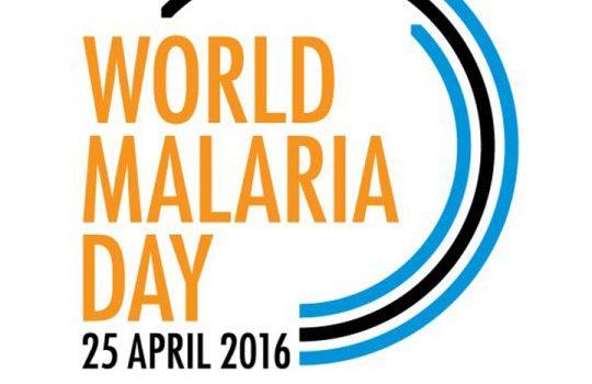 25 aprile 2016 Malaria Day