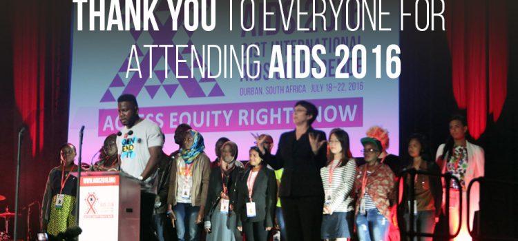 Durban, Aids2016: non fermiamoci ora, con fondi e risorse è possibile sconfiggere l'Aids