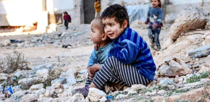 Aleppo come Srebrenica. La comunitá internazionale fermi il genocidio in Siria