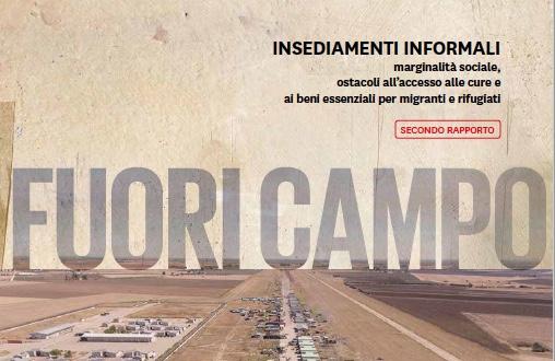 Fuori Campo: il rapporto di Msf su migranti e rifugiati/e in Italia