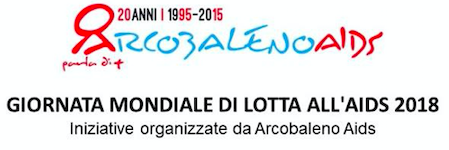 1° dicembre Torino – Arcobaleno Aids