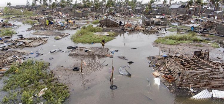 Mozambico, emergenza umanitaria in corso