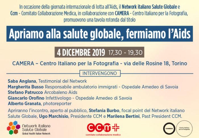 Network Italiano Salute Globale e Ccm, uniti per fermare l'Aids